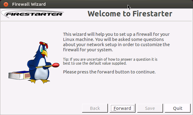 Welcome to Firestarter